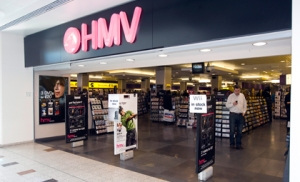 Most people have other memorable firsts, mine is clearly the best, HMV - Kingston till I die!