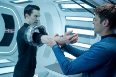 As it stands, Benedict Cumberbatch is kinda a big deal, Star Trek's more mainstream than the River Thames O_o