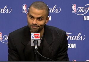 He can even sit in a postgame conference after a loss... LIKE A BAWS! - Image